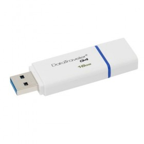 USB 3.0 Kingston 16GB DataTraveler I G4 (Blue)- Kingston