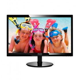 Monitor Philips LCD 24 246V5LHAB, LED, HDMI, MULTIMEDIA- Philips