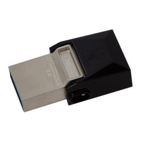 USB 3.0 Kingston 16GB DataTraveler microDuo- Kingston