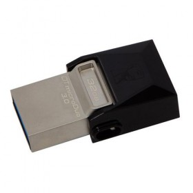 USB 3.0 Kingston 32GB DataTraveler microDuo- Kingston