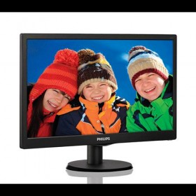 Monitor Philips LED 19.5 203V5LSB26 , VGA- Philips