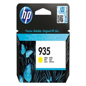 Cartridge HP Inkjet No 935 Yellow C2P22AE -