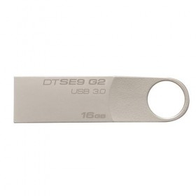 USB 3.0 Kingston 16GB DataTraveler SE9 G2 (Metal casing)- Kingston