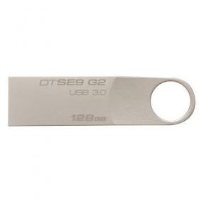 USB 3.0 Kingston 128GB DataTraveler SE9 G2 (Metal casing)- Kingston