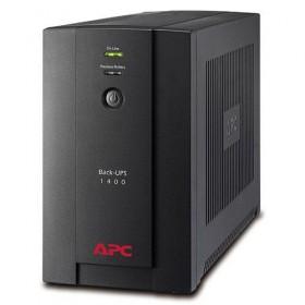UPS APC Back-UPS 1400VA, 230V, AVR, IEC Sockets- APC