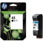 Cartridge HP Inkjet No 45 Black-