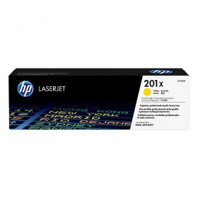 Cartridge HP Laser No 201X High Capacity Yellow (2.3k)- HP