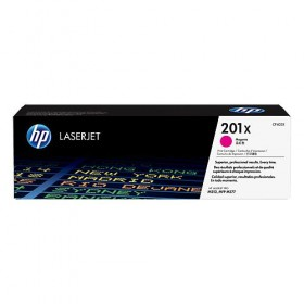 Cartridge HP Laser No 201X High Capacity Magenta (2.3k)- HP