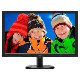 Monitor Philips LED 21.5 223V5LHSB/00, LED, HDMI- Philips