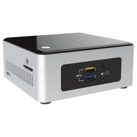 NUC Intel, incl.Pentium N3700,1xDDR3L SODIMM,VGA,HDMI 1.4,2x 2xUSB2, 4xUSB3,2.5'HDD sup,wirel incl- Intel