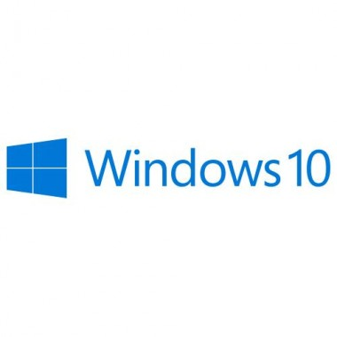 OS Microsoft Windows 10 Home, DVD, 64bit, 1pk, ENG- Microsoft