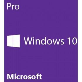 OS Microsoft Windows 10 Pro, DVD, 64bit, 1pk, ENG- Microsoft