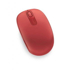 Mouse Microsoft Wireless Mobile 1850 EFR Flame Red- Microsoft