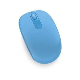 Mouse Microsoft Wireless Mobile 1850 Blue- Microsoft