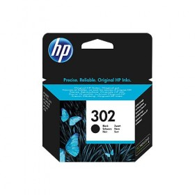 Cartridge HP Inkjet No 302 Black- HP