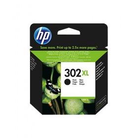 Cartridge HP Inkjet No 302XL High Yield Black- HP