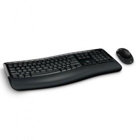 Desktop Kit Microsoft Wireless Comfort 5050 with AES Gr-