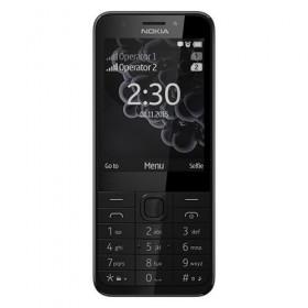 Mobile Phone Nokia 230 DS Dark Silver- Microsoft