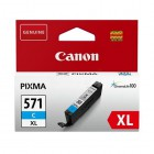 Cartridge CANON Inkjet CLI-571 MG 5700/5750/5751/6800/6852/7700/7750 High Capacity Cyan (715p)-