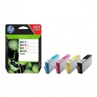 Cartridge HP Inkjet No 364 Combo 4-pack (Black, Cyan, Magenta, Yellow)-