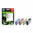 Cartridge HP Inkjet No 364XL Combo 4-pack (Black, Cyan, Magenta, Yellow)-