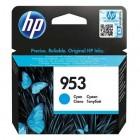 Cartridge HP Inkjet No 953 Cyan (700p)-