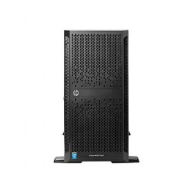 Server HPE ProLiant ML350 Gen9, E5-2620v4 1.7GHz (8C), P440ar/2G (RAID 0/1/1+0/5/5+0/6/6+0), 1 x 16GB RDIMM, 2x 300GB SAS HP (up to 8 SFF HP SAS/SATA), 1x 4Gb, DVD-RW, 1x 500W, 3/3/3-