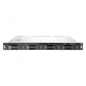 Server HPE ProLiant DL120 Gen9, E5-2603v4 1.7GHz (6C), B140i controller (RAID 0/1/1+0/5), 1x 8GB RDIMM, 2x1Gb, no HDD (up to 4 LFF HP SATA), DVD-RW, 1x 550W, 3/1/1-
