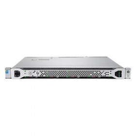 Server HPE ProLiant DL360 Gen9, E5-2620v4 2.1GHz (8C), P440ar/2G (RAID 0/1/1+0/5/5+0/6/6+0, 1 x 16GB RDIMM, DVD-RW, 2 x 300GB SFF HP (up to 8 SFF HP SAS/SATA,  4x 1Gb, 1x 500W, no optical, 3/3/3-