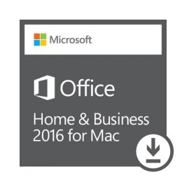 Microsoft Office Home  /  Business 2016 for Mac | 1 Mac Download-