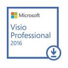 Microsoft Visio Professional 2016   PC Download-