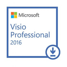Microsoft Visio Professional 2016 | PC Download-