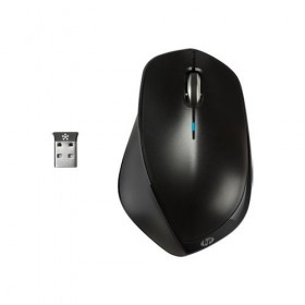 Mouse HP X4500 Metal Black Wireless-