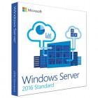 OS Microsoft Windows Server 2016 Standard 64-bit16 Cores DSP Eng-