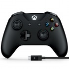 Wired Controller Microsoft XBOX for PC Win EN/FR/DE/IT/PL/PT/RU/ES-