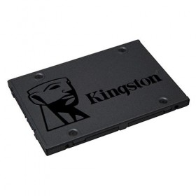 SSD Kingston A400 480GB SATA 3 2.5 (7mm height) w/Adapter-