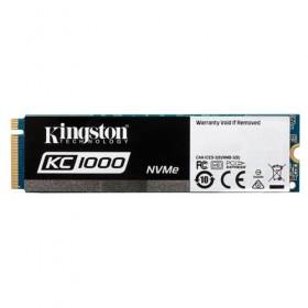 SSD Kingston KC1000 240GB PCIe Gen3 x 4, NVMe M.2 -