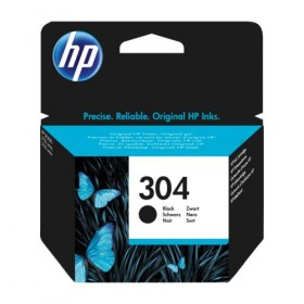 Cartridge HP Inkjet No 304 Black (120p)-