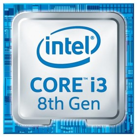 Cpu Intel Ci3-8100, 3.6GHz, 6M, 4Cores, LGA1151-