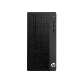 Desktop HP 290 G1 MT, Core i3-7100, 4GB, 256GB SSD, FreeDOS, 3 Years-