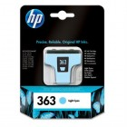 Cartridge HP Inkjet No 363 Light Cyan- HP