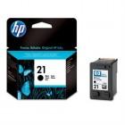 Cartridge HP Inkjet No 21 5 ml Black- HP