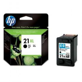 Cartridge HP Inkjet No 21 XL Black- HP