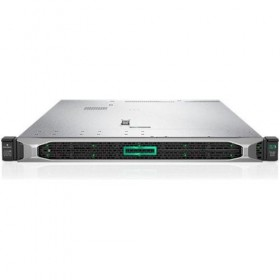 Server HPE ProLiant DL360 Gen10, 4110 2,1GHz (8C), P408i-a SR (RAID 0/1/1+0/5/5+0/6/6+0), 1 x 16GB RDIMM, 2x 300GB HPL SAS SFF (up to 8 SFF HP SAS/SATA), 4x 1Gb, no optical, 1x 500W, 3/3/3-