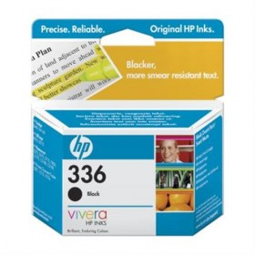 Cartridge HP Inkjet No 336 5 ml Black- HP
