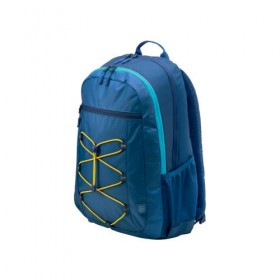 Carrying Case HP 15.6 Active Navy Blue/Yellow Backpack-