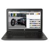 Mobile Workstation HP ZBook 15 G4, Core i7-7700HQ, 8GB, 256GB SSD, NVIDIA Quadro M620 2GB, Win 10 Pro, 3 Years-