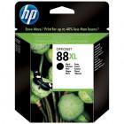 Cartridge HP Inkjet No 88 Large Black- HP