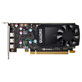 Graphics Card HP NVIDIA Quadro P2000, 5GB GDDR5, 160-bit, 1024 cores, PCI Express 3.0 x16, 4x DP, 1 Year-