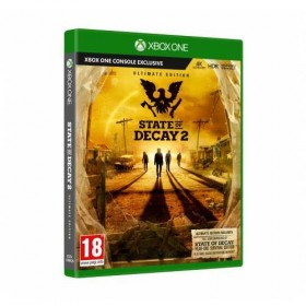Game Microsoft State of Decay 2 Ultimate Edition-